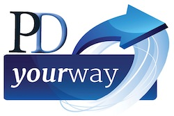 PD your way logo