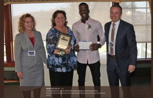 Region 11 awards