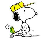 snoopy-golf