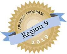 2019 R9 awards logo